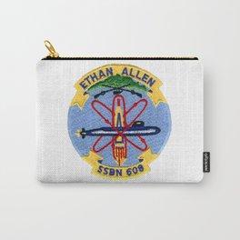 USS ETHAN ALLEN (SSBN-608) PATCH Carry-All Pouch