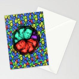 ELON MUSK ART PRINT Stationery Cards