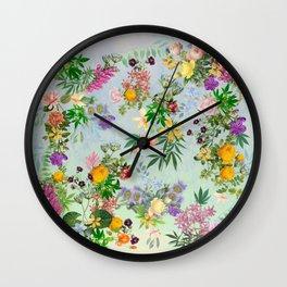 Dainty Stoner Wall Clock