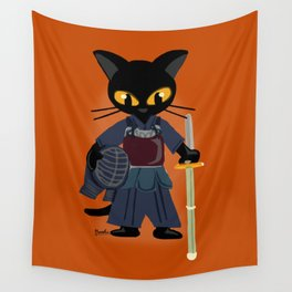 Kendo Wall Tapestry