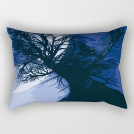 Creepy nights Rectangular Pillow