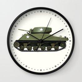 TANK Wall Clock