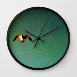 Flite Wall Clock