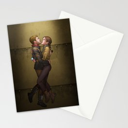Fitzsimmons - Together Or Not At All Stationery Cards