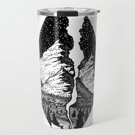 Camp Smoke Travel Mug