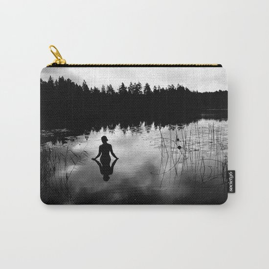 Reflecting Beauty v2 BoW Carry-All Pouch