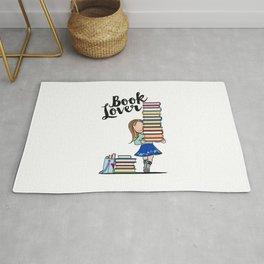 Book Lover Rug