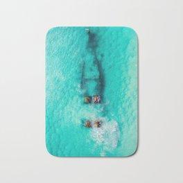 Wrecked Bath Mat