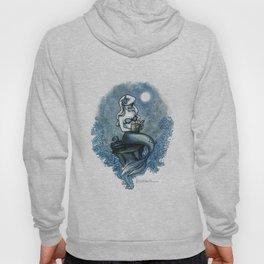 Bookish Mermaid W  Hoody