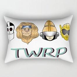 TWRP! Rectangular Pillow