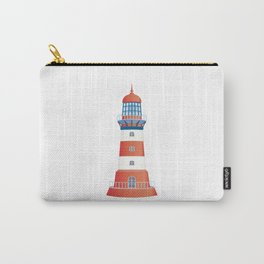 nautical lighthouse Carry-All Pouch