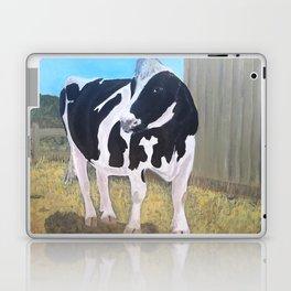Cow - Farm Sanctuary Laptop & iPad Skin