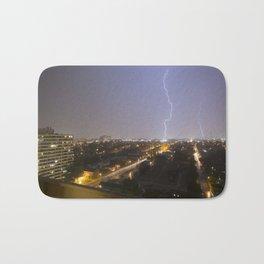 City Lightning. Bath Mat
