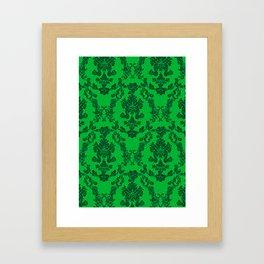 Guts on the wall Framed Art Print