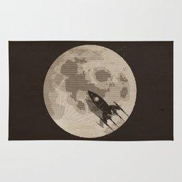 Around the Moon Rug