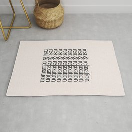 Rest & Relaxation Rug