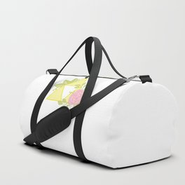 Garden of Power, Wisdom and Courage Duffle Bag