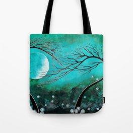 Emerald Dream Tote Bag