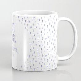 Rest Here. Coffee Mug