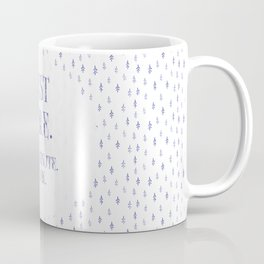 Rest Here. Coffee Mug