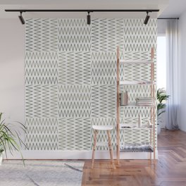 ZigZag (Absolute/Corner) Pattern Wall Mural