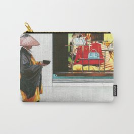 Two Worlds - Takuhatsu Carry-All Pouch