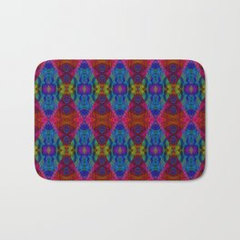 Varietile 50c (Repeating 1) Bath Mat