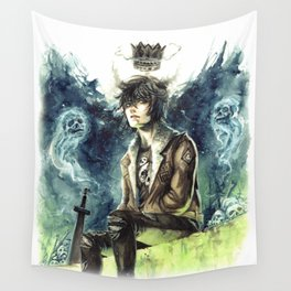 Nico Di Angelo - Son Of Hades Wall Tapestry