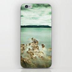 Timeless sea iPhone & iPod Skin