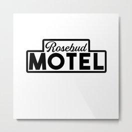 Rosebud motel. Ew david, schitt gift creek birthday. Schitts Creek Metal Print