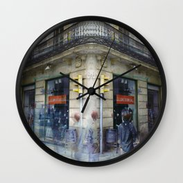insisting, of course, on chemical descriptions,... Wall Clock
