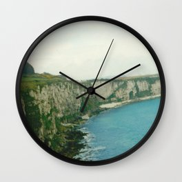 Romantic and Wild In Ireland Wall Clock