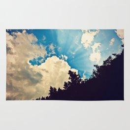 Cloud Burst Rug