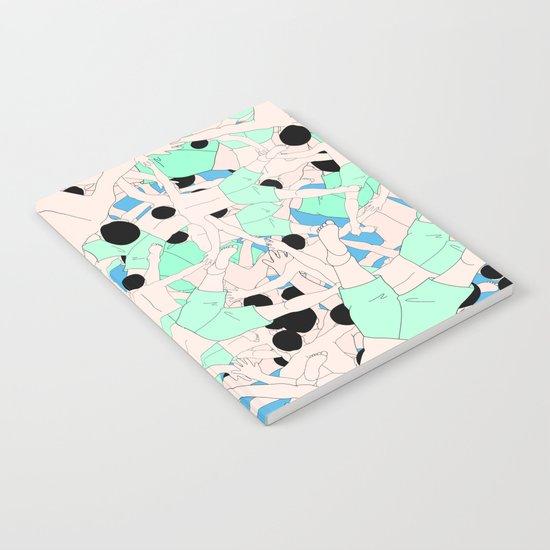 FALL ASLEEP Notebook