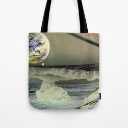What Will Our Next Planet Look Like? Tote Bag