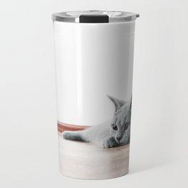 Super Cute Kitten Travel Mug