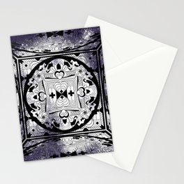 SPACE CUBE Stationery Cards