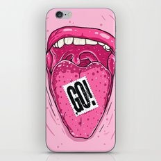 GO! iPhone & iPod Skin