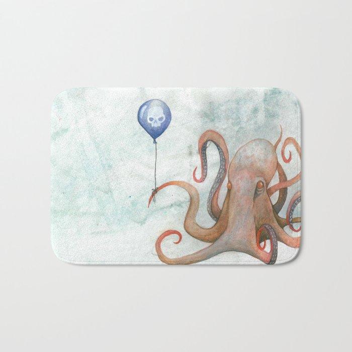 doom balloon Bath Mat