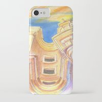 baroque iPhone & iPod Cases featuring baroque by Tereza Del Pilar