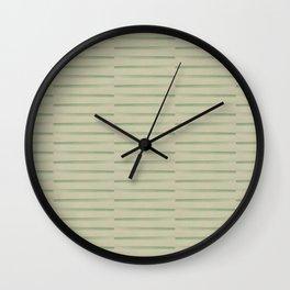 Pick Up Sticks Wall Clock