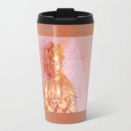 Rose-Bronze Kwan Yin Travel Mug