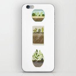 LAKE   |   DESERT   |   LAND iPhone Skin