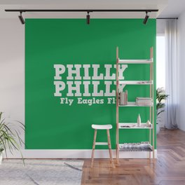Philly Philly No one likes us Wall Mural