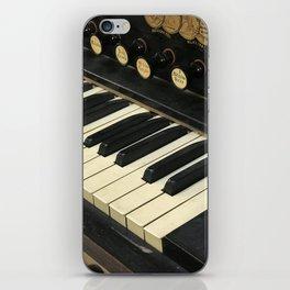 Organ Keys iPhone Skin