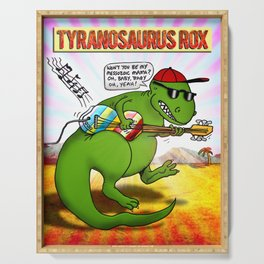 Jurassic Rock Serving Tray