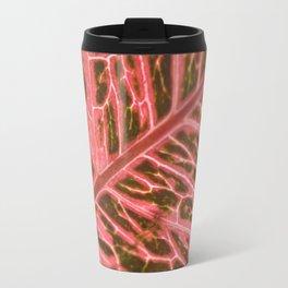 Abstract Organisms Travel Mug