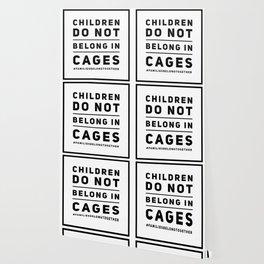 Children Do Not Belong In Cages Wallpaper