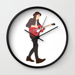 James B Wall Clock