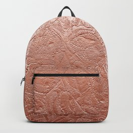 Copper Jellyfish Backpack